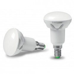 EUROLAMP LED Лампа TURBO R50 6W E14 3000K