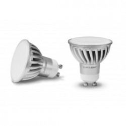 EUROLAMP LED Лампа Chrome MR16 6.5W GU10 3000K