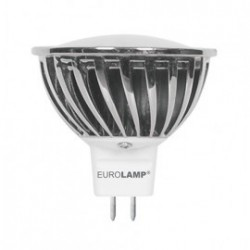 EUROLAMP LED Лампа ЕКО MR16 7W GU5.3 3000K