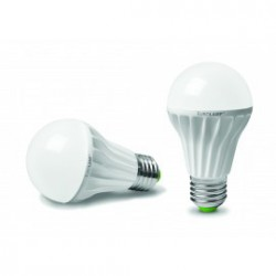 EUROLAMP LED Лампа PLAST A60 8W 4100К